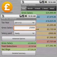 PAYE Tax Calculator (Free)