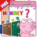 Pepy Pig Says Memory Game