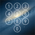 Phone Lock Screen - OS8 Style