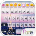 Pink Paris Keyboard