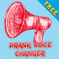Voice Changer (Prank) - Change your voice and have fun with friends