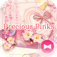 Colorful Theme Precious Pinks