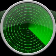 Radar Clock LiveWallpaper