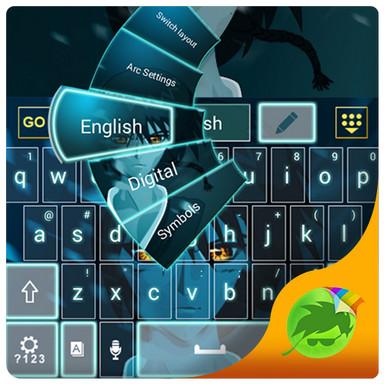 Anime Keyboard Android App APK Comjbgokeyboardtheme