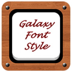 Galaxy Font Style Android App APK (com monotype android font