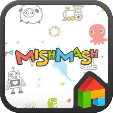 mishmash Dodol launcher theme