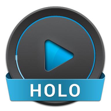 NRG Player Holo Skin