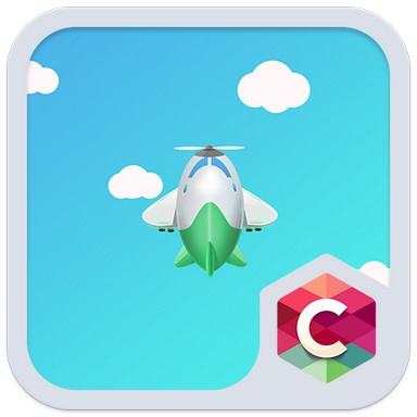 My Little Airplane Theme