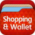 Shopping & wallet