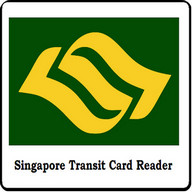 Singapore Transit Card Reader