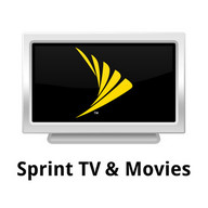 Sprint TV & Movies - Want to watch tv or a movie?