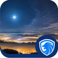 AppLock Theme - Night Sky