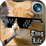 Thug Life Photo Studio
