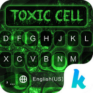 Toxic Cell ? Keyboard Theme