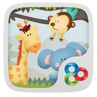 Zoo GOLauncher EX Theme