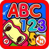 ABC 123 Read Write Practice