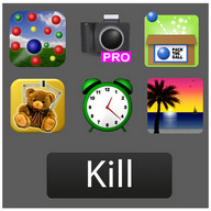 Application Icon Killer Widget