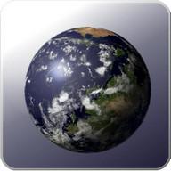 AREarthroid globe in AR
