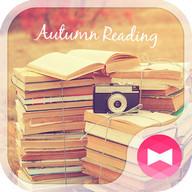 Cute Theme-Autumn Reading-