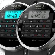BadApps 80's Watch Face