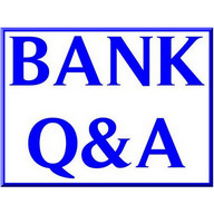Bank Exam Q and A