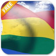 3D Bolivia Flag Live Wallpaper