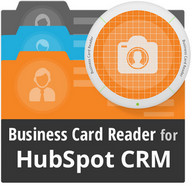 Business Card Reader for HubSpot CRM