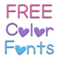 Color Fonts for FlipFont #6