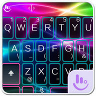 E Color Keyboard Theme