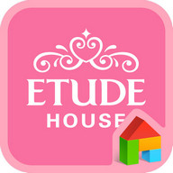 EtudeHouse LINE Launcher theme