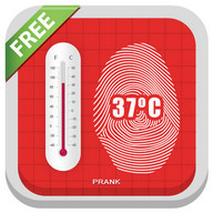 Fingerprint Thermometer Prank