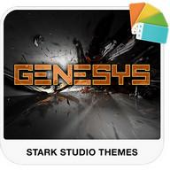 GENESYS Xperia Theme