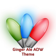 ADW Theme: Ginger Ale