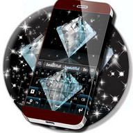 GO Keyboard Diamond Themes