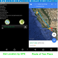 GPS Lage & Karte