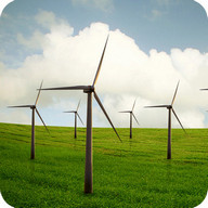 Windmill Live Wallpaper FREE