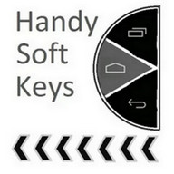 Handy Soft Keys - Navigation Bar