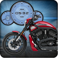 Harley Davidson Night Rod LWP