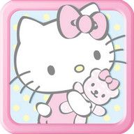 Hello Kitty Launcher Baby Bear