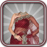 Indian Saree Photo Suit