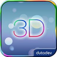 Bokeh 3D Live Wallpaper