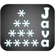Java Pattern Programs Free - Java code samples for first-time programmers