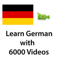 Learn German with 6000 Videos