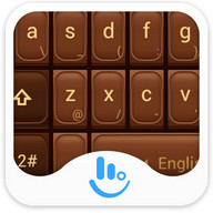 Love Chocolate TouchPal Theme