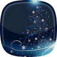Snowflakes Live Wallpaper ❄️ Winter Backgrounds