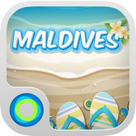 Maldives Hola Launcher Theme