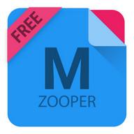 MatZooper(Free)- Zooper Widget