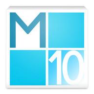 Metro Launcher 10