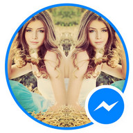 Mirror Photo For Messenger