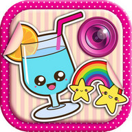 My Kawaii Photo Sticker Editor